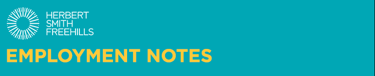 Herbert Smith Freehills  - Employment notes