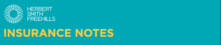 Herbert Smith Freehills - Insurance notes