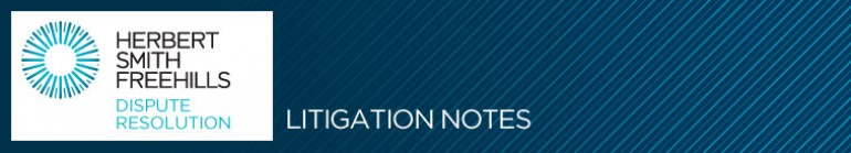 Herbert Smith Freehills - Litigation Notes