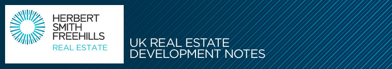 Herbert Smith Freehills - Real estate development notes